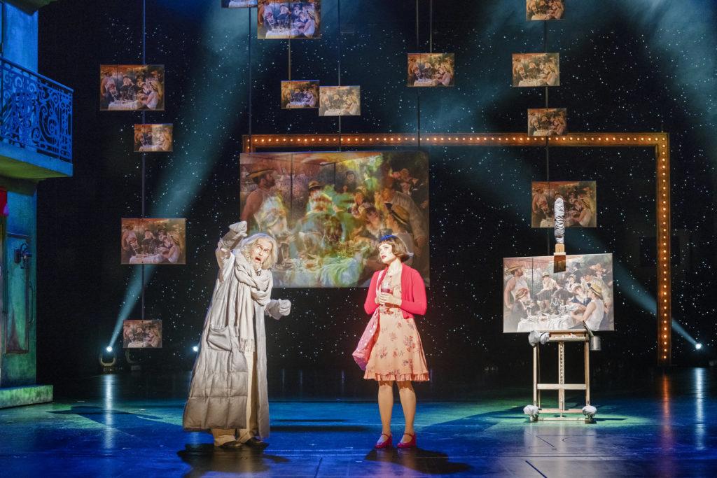 Amélien onnenkipinöitä Turun Kaupunginteatterissa.