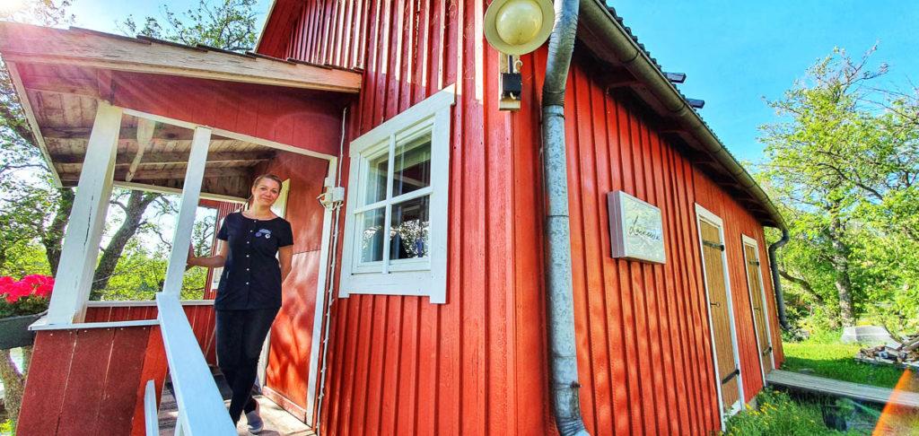 Eija Nordlund Kauneushoitola Laineella