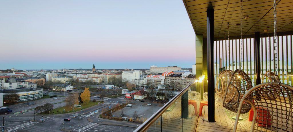 Miniloma Original Sokos Hotel Kupittaalla.